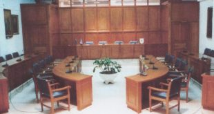 Το νέο προεδρείο του Δημοτικού Συμβουλίου Τρικκαίων