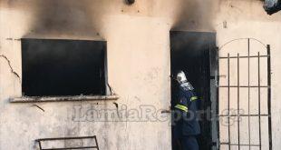 Έβαλαν φωτιά στο σπίτι δολοφόνου που αποφυλακίστηκε με το νόμο Παρασκευόπουλου