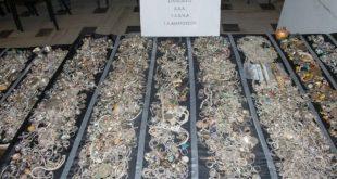 Μαφία των Ρομά-Βρέθηκαν 700 κιλά χρυσαφικά και άλλα τιμαλφή