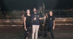 Πρωτιά για άλογο του «Βουκεφάλα» σε αγώνα επίδειξης ομορφιάς!