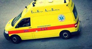 Απίστευτο!!! Κι'άλλο σοβαρό τροχαίο ατύχημα με 5 τραυματίες