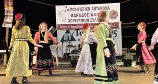 Απόλυτη επιτυχία σημείωσε το 1ο Αντάμωμα Πολιτιστικών Συλλογων Φαρκαδόνας | ΕΙΚΟΝΕΣ-ΒΙΝΤΕΟ