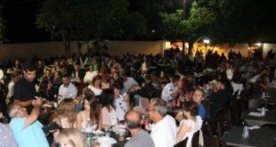 Μεγάλη βραδιά διασκέδασης στην Μύκανη