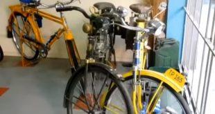 Τα σπάνια συλλεκτικά ποδήλατα-αντίκες στα Τρίκαλα | ΒΙΝΤΕΟ
