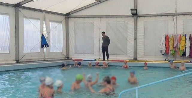 Σε λειτουργία η μικρή πισίνα στο Κολυμβητήριο Τρικάλων