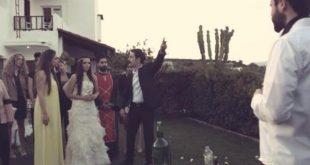 Ο γαμπρός τα ήπιε και... δεν πήγε στον γάμο!!!