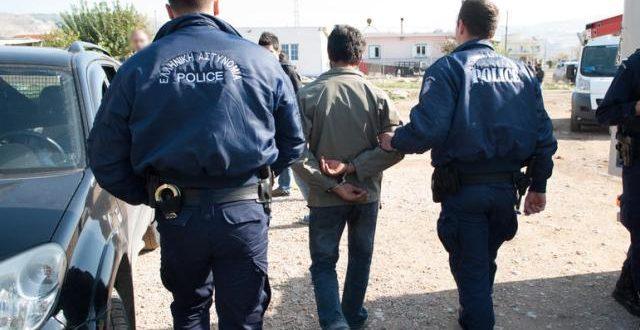Συλλήψεις αλλοδαπών για μεγάλη ποσότητα ναρκωτικών στα Τρίκαλα