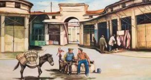 Έκθεση ζωγραφικής του Παν. Βανταλή στο Κέντρο Έρευνας – Μουσείο Τσιτσάνη | 30-9-17