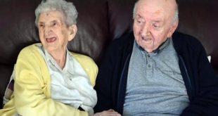 98χρονη μπήκε σε γηροκομείο για να φροντίζει τον 80χρονο γιο