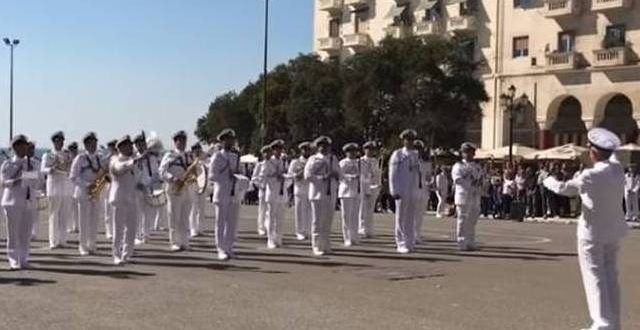 """Despacito""από την μπάντα του Πολεμικού Ναυτικού"
