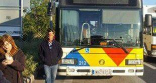 Οδηγός του ΟΑΣΘ παράτησε λεωφορείο γεμάτο με κόσμο κι έφυγε