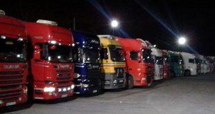 Προς δημιουργία χώρου στάθμευσης για τα φορτηγά ΔΧ στα Τρίκαλα
