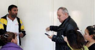 Ομαδική προσέλευση Ρομά για να ψηφήσουν για αρχηγό στην Κεντροαριστερά | ΒΙΝΤΕΟ