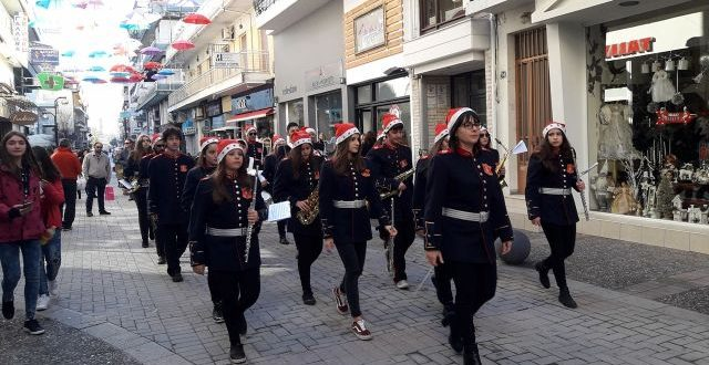 Χριστουγεννιάτικες ημέρες χαράς στα Τρίκαλα