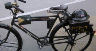 Στα Τρίκαλα το πιο ιστορικό ποδήλατο στην Ελλάδα