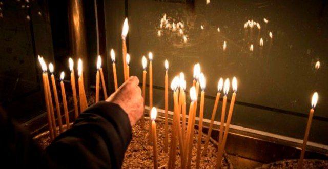 Γιατί ανάβουμε κερί στην εκκλησία