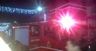 Στις φλόγες η ταβέρνα «Κατώγι» στα Μανάβικα