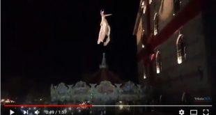 Εντυπωσιακό βίντεο από την εξίσου εντυπωσιακή τελετή έναρξης
