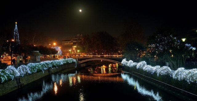 Πρωτεύουσα των Χριστουγέννων-Για μια φιλόξενη πόλη