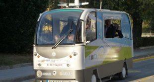 Τα Τρίκαλα ενέπνευσαν το Ντουμπάι για το λεωφορείο χωρίς οδηγό!