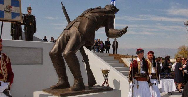 Ημέρα μνήμης για τους μαχητές του 5ου Συντάγματος στο Ύψωμα 731