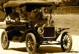 Τα πρώτα αυτοκίνητα στα Τρίκαλα