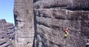 Γερμανοί αναρριχητές χάραξαν νέες διαδρομές στους βράχους των Μετεώρων