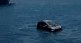 Αυτοκίνητο βρέθηκε να επιπλέει στο λιμάνι της Μυκόνου!