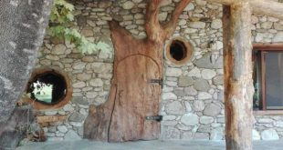 Το χωριό των «Φλίνστοουνς» βρίσκεται στην Καρδίτσα!