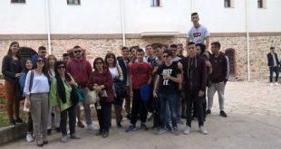 Μαθητές Λυκείου της Ν. Αλικαρνασσού στο Μουσείο Τσιτσάνη