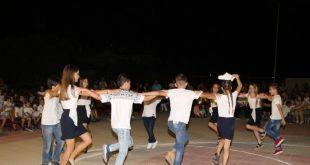 Εκδήλωση λήξης σχολικής περιόδου του 6ου δημοτικού σχολείου Τρικάλων