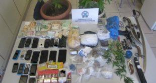 Εξαρθρώθηκε εγκληματική οργάνωση που δρούσε σε Τρίκάλα, Λάρισα, και Καρδίτσα.