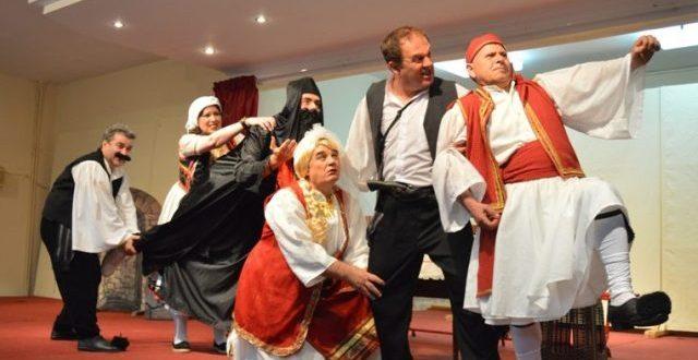 Η θεατρική παράσταση «Μαρία Πενταγιώτισσα» στο Δημοτικό Θέατρο του Φρουρίου