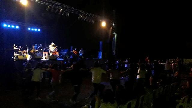 «Ταξίδεψαν» το κοινό οι Θαλασσινός & Σκουλάς στο 1ο Φεστιβάλ Μετεώρων