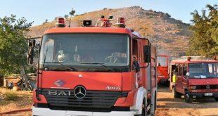 Ολοσχερής καταστροφή για ποιμνιοστάσιο στην Χρυσομηλιά