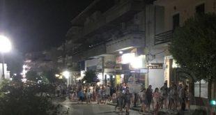 Κροάτες τουρίστες ξεσήκωσαν τη Καλαμπάκα!!!