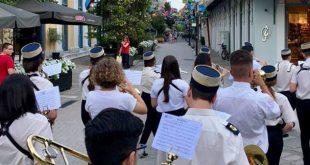 Νότες στους δρόμους των Τρικάλων