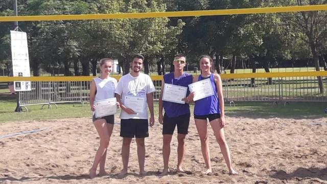 """Το άθλημα του καλοκαιριού """"Beach voley"""" είναι εδώ... στα Τρίκαλα"""