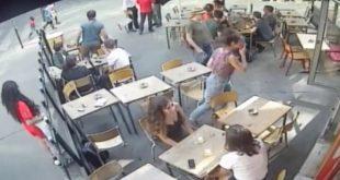 Σοκ με βίντεο όπου άνδρας εμφανίζεται να παρενοχλεί μια 22χρονη