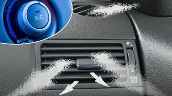 Πέντε βασικά λάθη που κάνουν οι οδηγοί με το κλιματιστικό του αυτοκινήτου