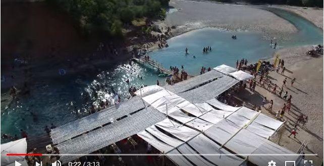 «Καλωσόρσαταν» στις γαλάζιες παραλίες της Κοιλάδας του Αχελώου!