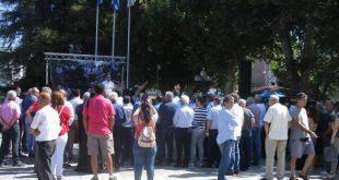 Υποτονικό το συλλαλητήριο για την διεκδίκηση σχολών στα Τρίκαλα