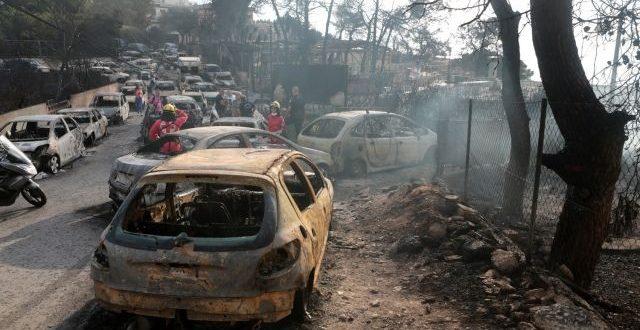 Τραγωδία χωρίς τέλος με δεκάδες νεκρούς από τις πυρκαγιές!!!