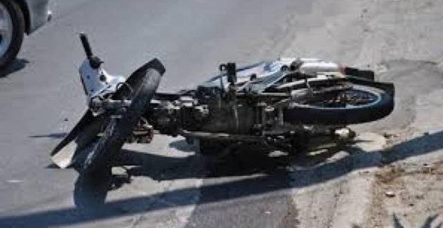 Τροχαίο ατύχημα με δύο τραυματίες στην Πύλη – Σύγκρουση Ι.Χ με μηχανάκι