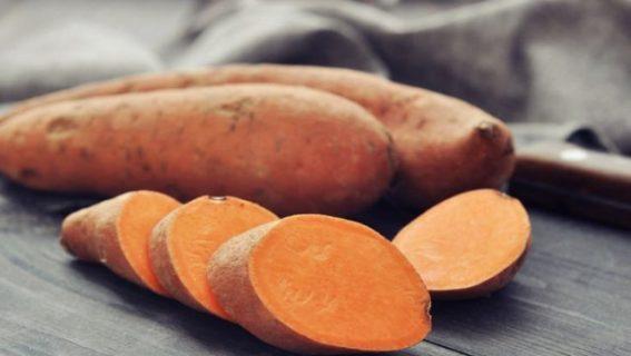 Τα διατροφικά οφέλη της γλυκοπατάτας