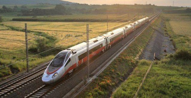 Έρχεται για επίδειξη το τρένο αστραπή που θα αλλάξει τα πάντα