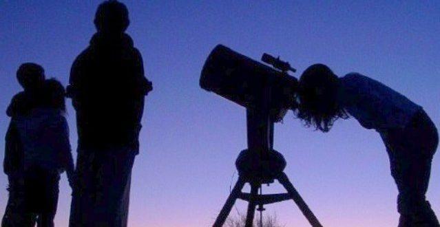 Αστροπαρατήρηση από το Κάστρο των Τρικάλων