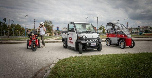 Η πρώτη παρουσίαση των ηλεκτροκίνητων οχημάτων στα Τρίκαλα! | ΒΙΝΤΕΟ & ΦΩΤΟ