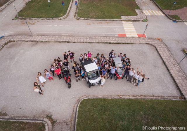 Η πρώτη παρουσίαση των ηλεκτροκίνητων οχημάτων στα Τρίκαλα!