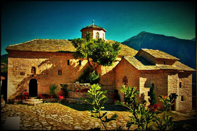 Ιερά Μονή Παναγίας Σπηλιώτισσας